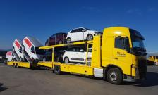 TRANSPORT DE VEHICLES